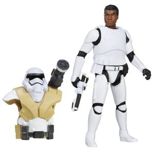 New Hasbro The Force Awakens Figures