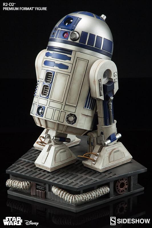 R2-D2 Premium Format Figure