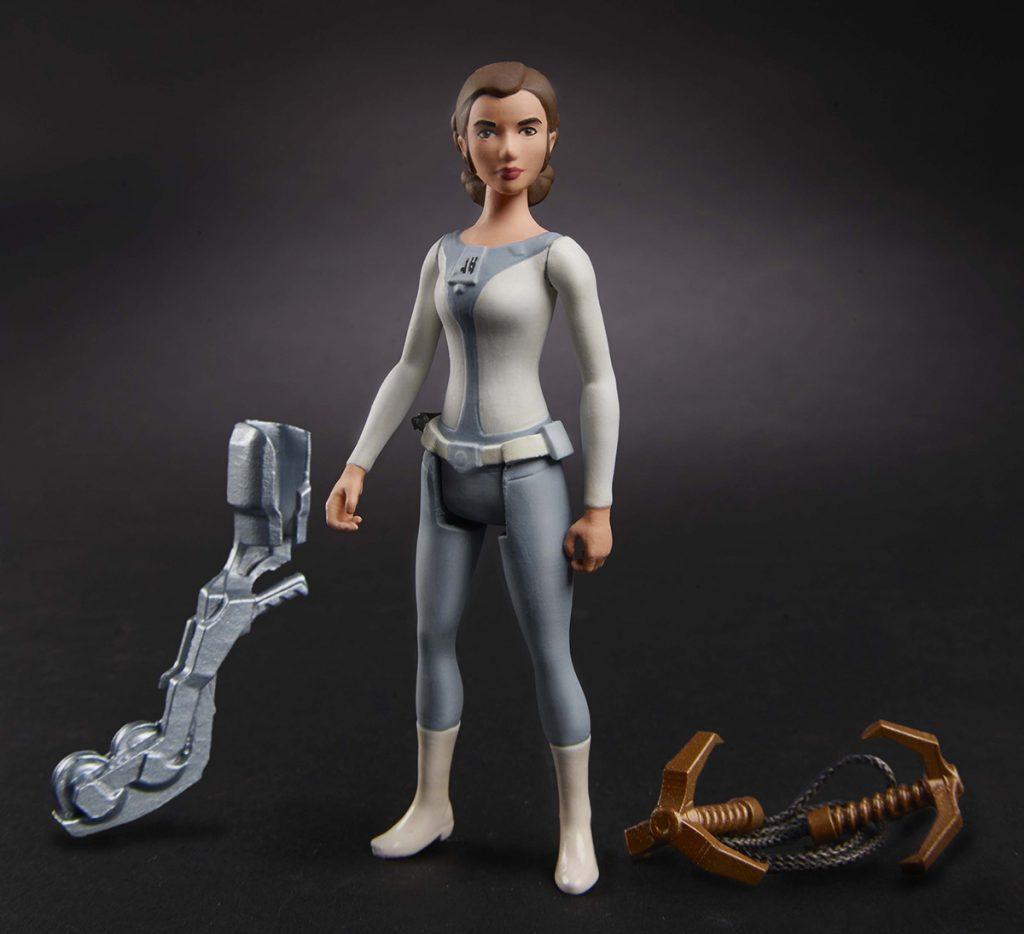 Star Wars Rebels Princess Leia Action Figure