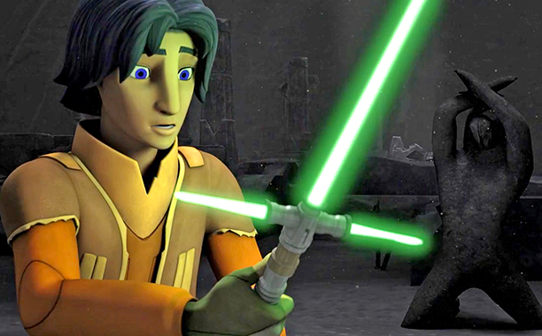 Star Wars Rebels Mid-Season Trailer