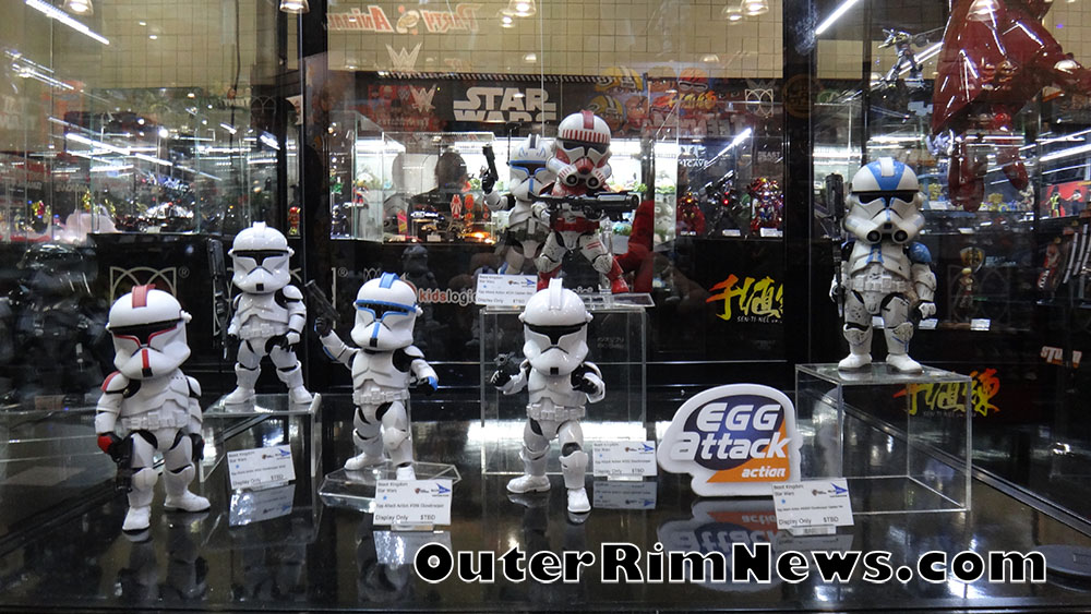Toy Fair 2016 Bandai