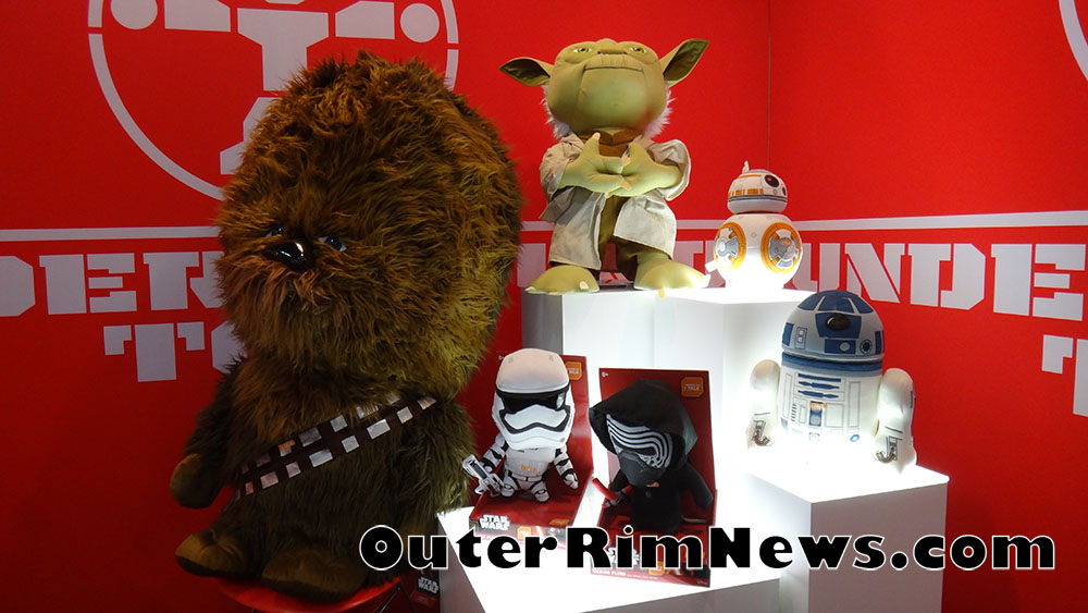 Toy Fair 2016 Underground Toys