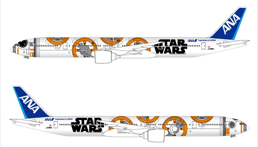 Star Wars BB-8 JET