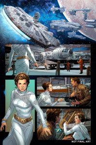STAR WARS: HAN SOLO #1!