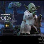Empire Strikes Back Yoda Figure