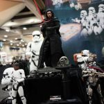 Hot Toys SDCC Booth