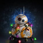 BB-8 Holiday Gift 2016 Mini Bust