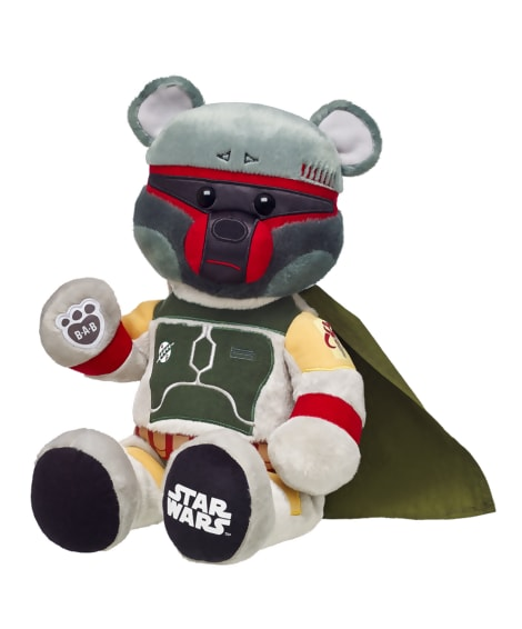 Boba Fett Build-A-Bear