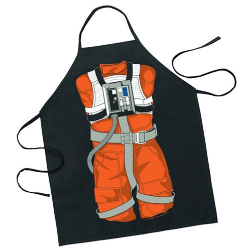 Star Wars Luke Skywalker X-Wing Be the Character Apron