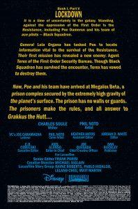 Star Wars: Poe Dameron 5 Preview