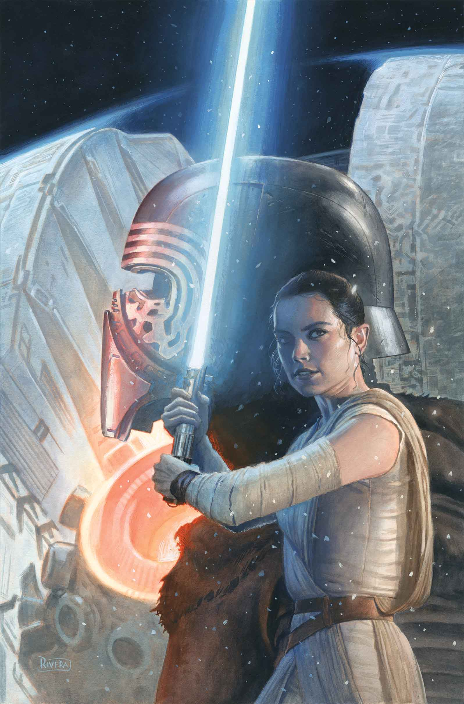 Star Wars November 2016 Solicitations