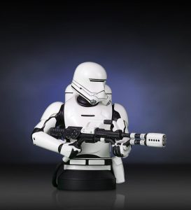 First Order Flametrooper Mini-Bust