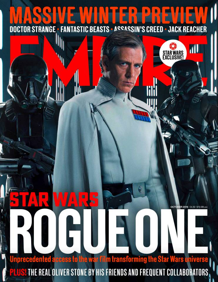 Empire Magazine Rogue One Covers