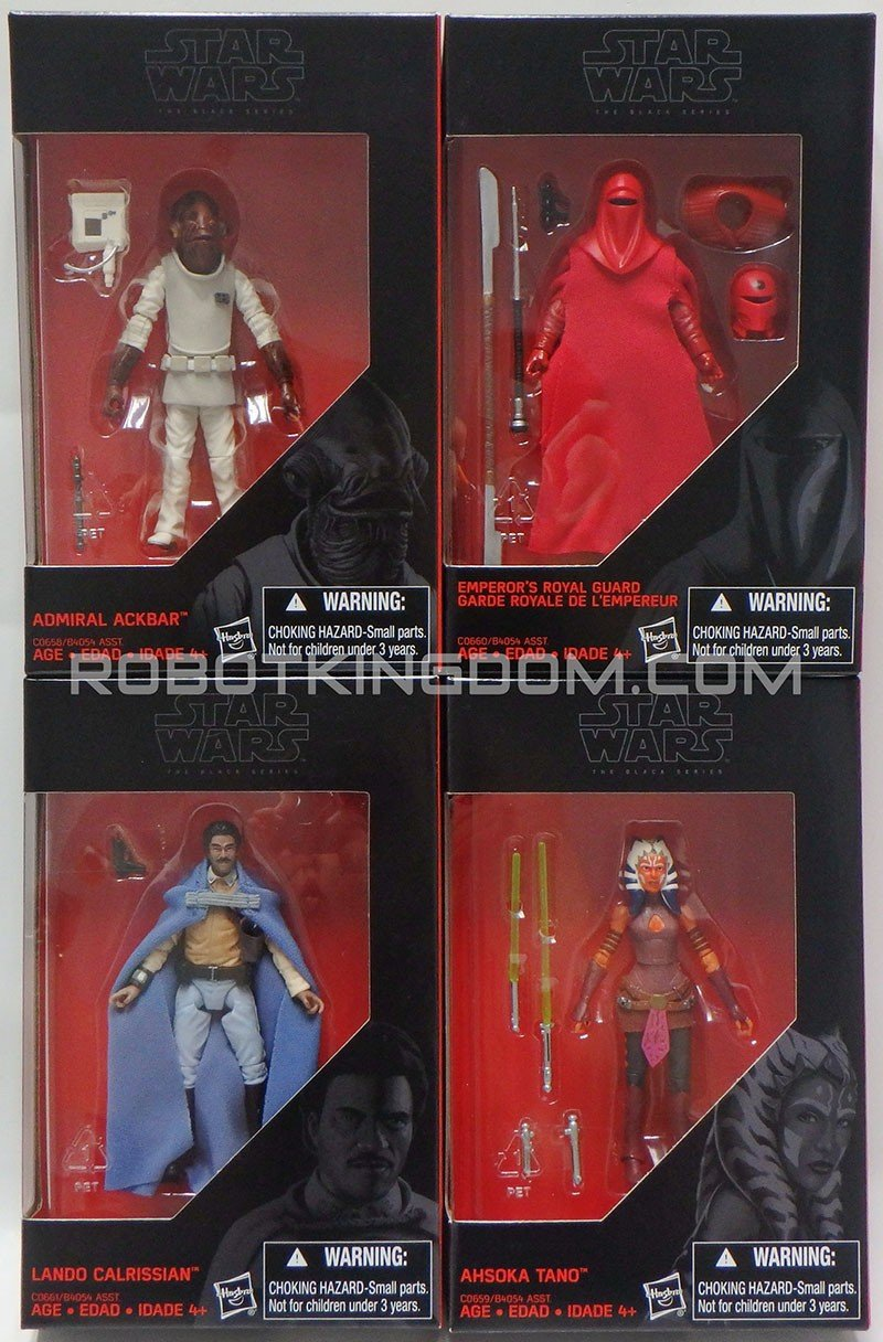 Black Series Wave 5