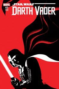 Darth Vader 25 Cho Variant