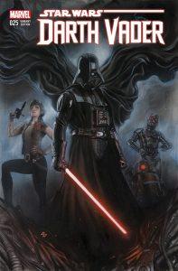 Darth Vader 25 Adi Granov Cover