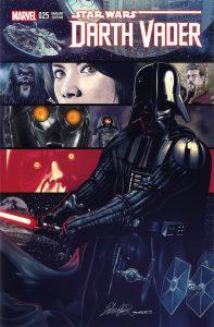 Darth Vader 25 Larroca Cover