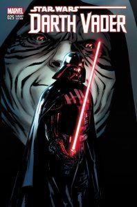 Darth Vader 25 Pichelli Cover