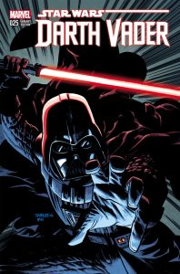 Darth Vader 25 Samnee Cover