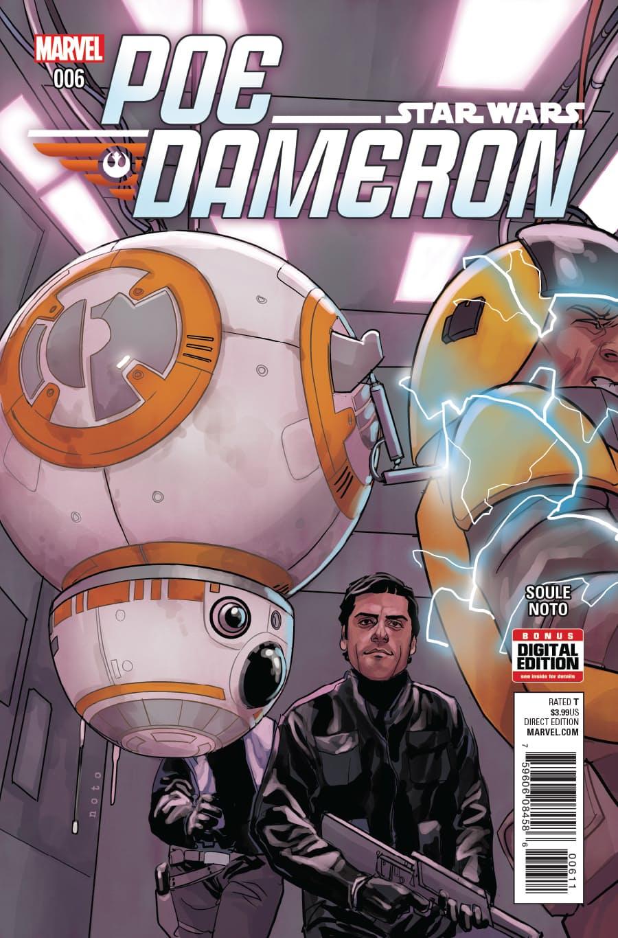 Poe Dameron 6 Preview