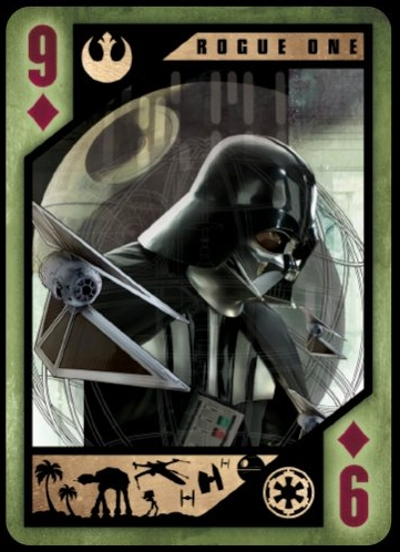 Rogue One Playing Cards