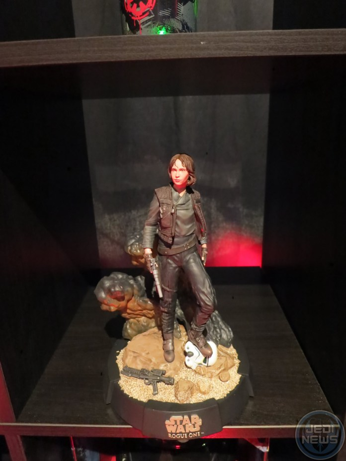 Rogue One Jyn Erso Limited Edition Statue