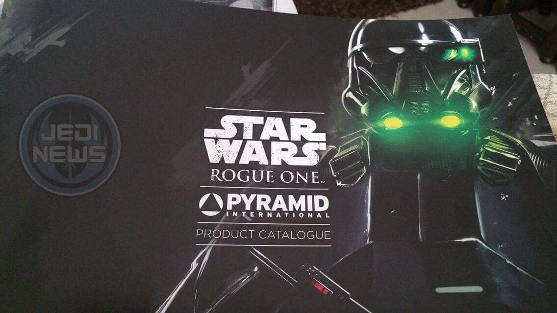 Pyramid International Rogue One