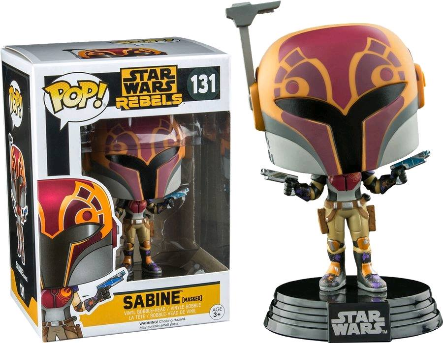 Sabine POP Vinyl Figure