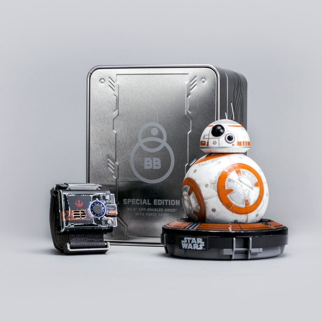 Sphero Battle-Worn BB-8 and Force Band Bundle
