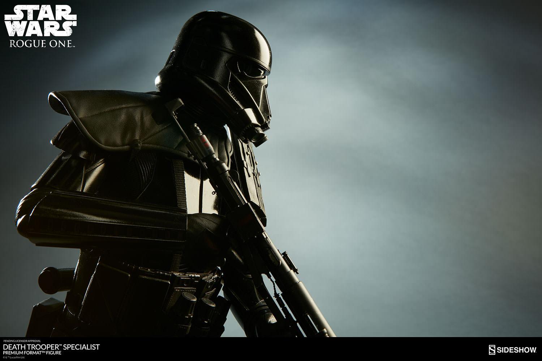 Star Wars Rogue1 Death Trooper Specialist Premium Format 300530 02 Outer Rim News