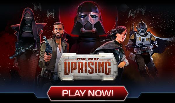 Star Wars Uprising Shutting Down