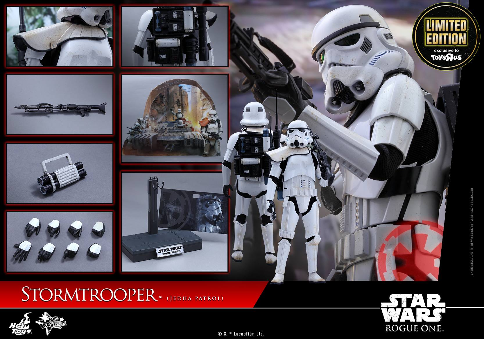 Toys R Us Exclusive Stormtrooper