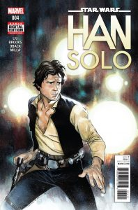 Han Solo 4 Preview