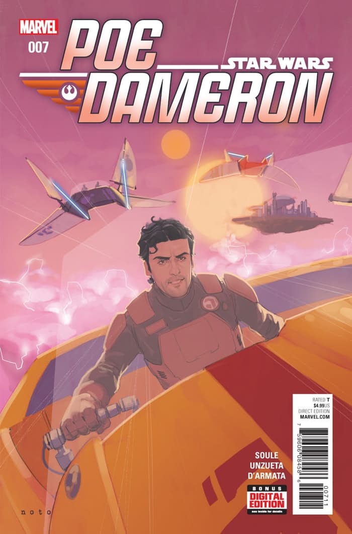 Poe Dameron 7 Preview