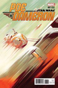 Poe Dameron 7 Preview