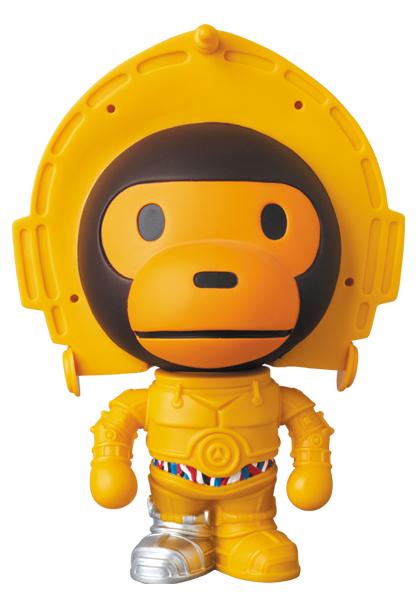 VCD BAPE C-3PO