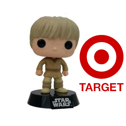 Target Exclusive Anakin Skywalker POP