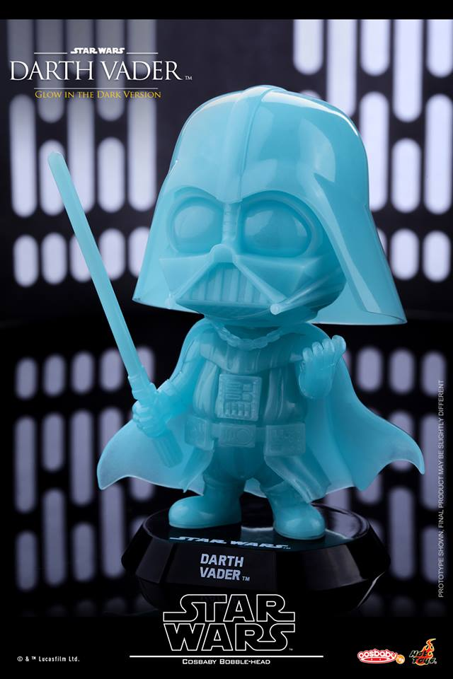 Darth Vader Cosbaby Figures
