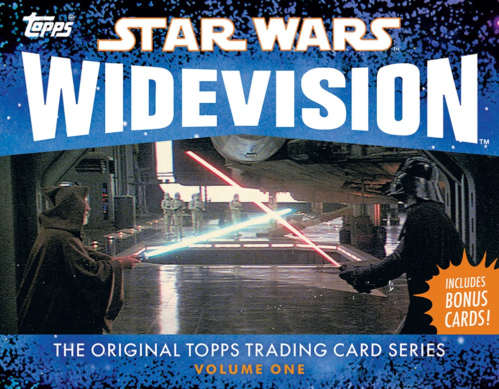 Star Wars Widevision The Original Topps Trading Cards Series Volume One