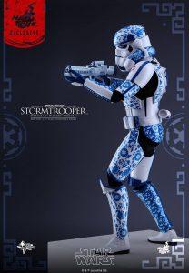 Porcelain Stormtrooper Figure