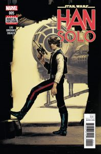 Han Solo 5 Preview