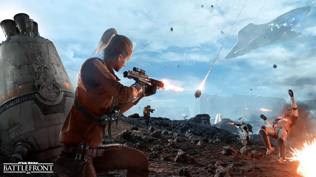 New Star Wars Battlefront