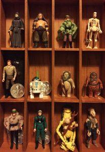 Star Wars Displays
