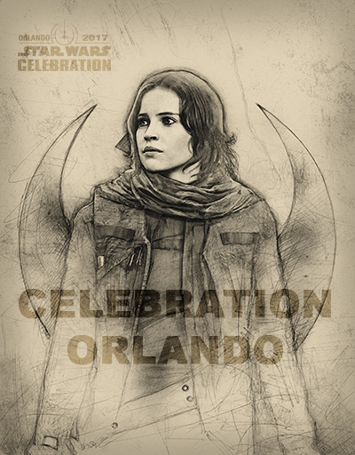 Star Wars Celebration Orlando Badges