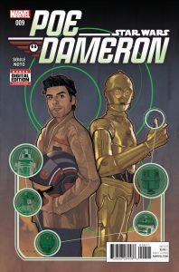 Poe Dameron 9 Preview