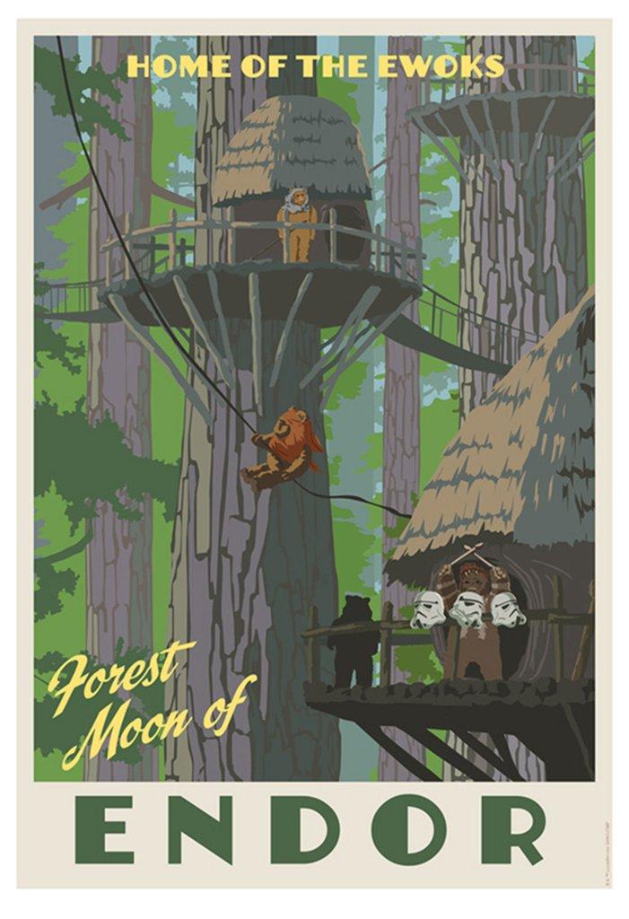 Steve Thomas Travel Posters