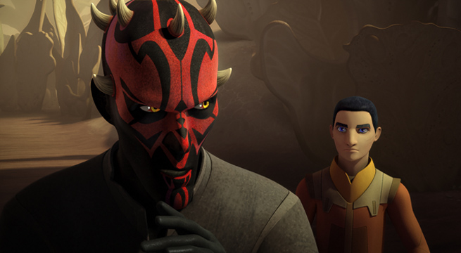 Sam Witwer Talks Star Wars Rebels Season 3