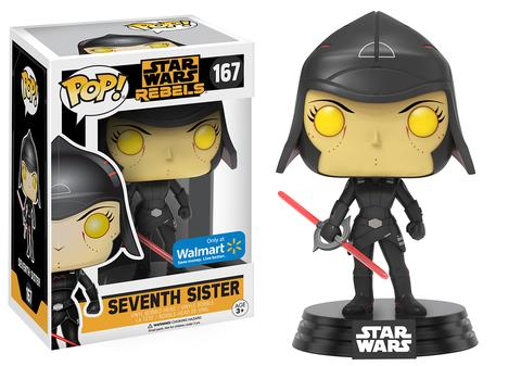 Wal-Mart Exclusive Star Wars Rebels POP Figures