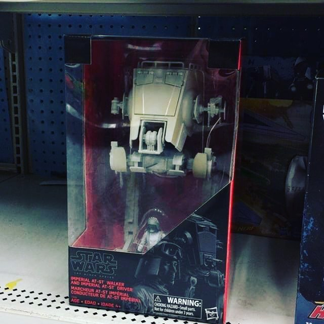AT-ST and Driver