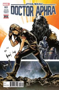 Star Wars: Doctor Aphra 3 Preview